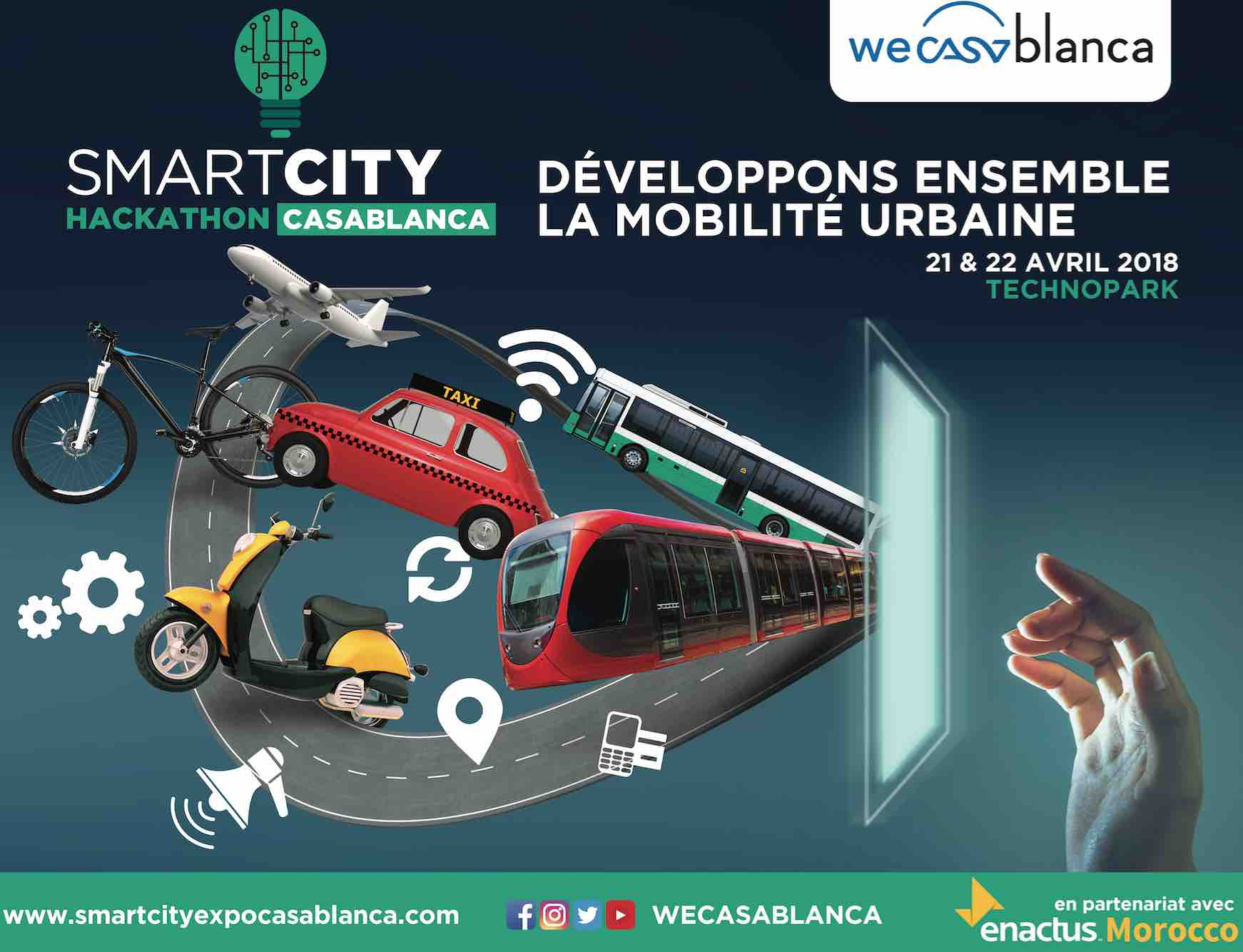 Smart City Hackathon Casablanca