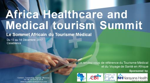 Conférence Africa Healthcare & Medical Tourism Summit