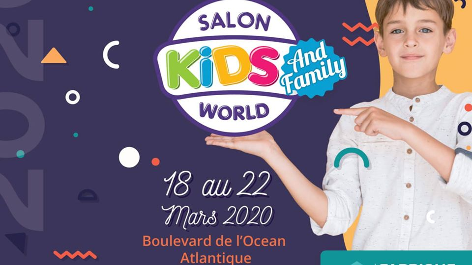 4ème édition du Salon Kids World & Family