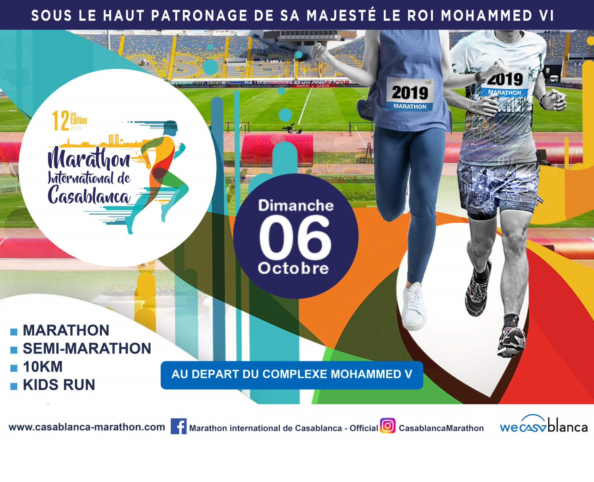 Marathon International de Casablanca 2019 FR